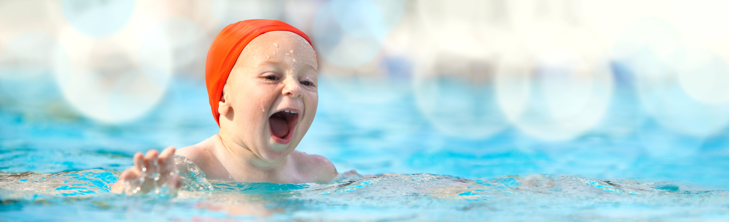 child swimming - moving matters