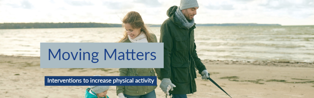 New review highlights evidence on how to increase physical activity in everyday life