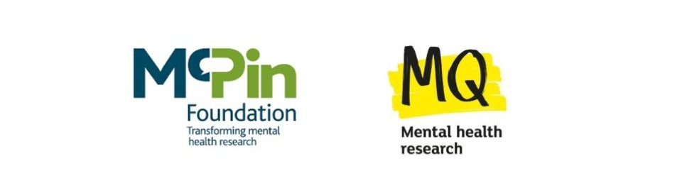 MQ and McPin mental health awards